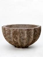 Polystone Rock Bowl 60x30cm
