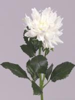 Dahlia 75cm wit