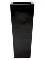 Kubis zwart glans 36x90cm